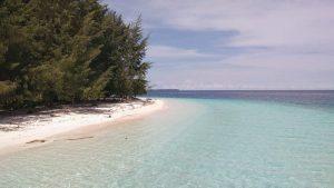 Pasi Beach in Papua Indonesia