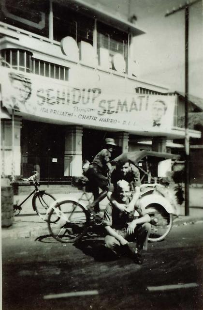 Cinema in Batavia