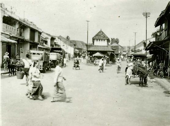 Market in Batavia