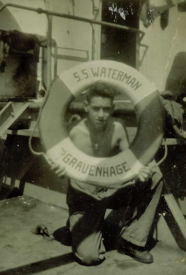 Willy di Kapal Waterman